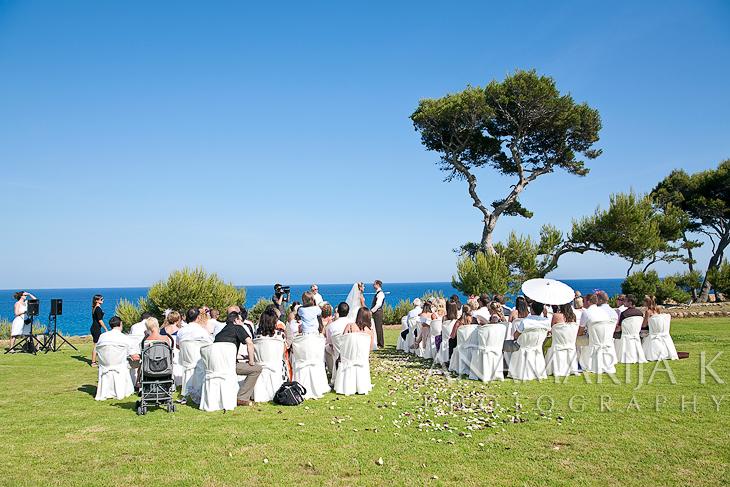 un lugar perfecto para una boda