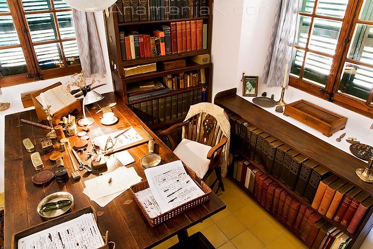 Ca N'Alluny - casa de Robert Graves en Deià, Mallorca