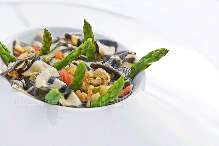 imagen para el menú de un restaurante