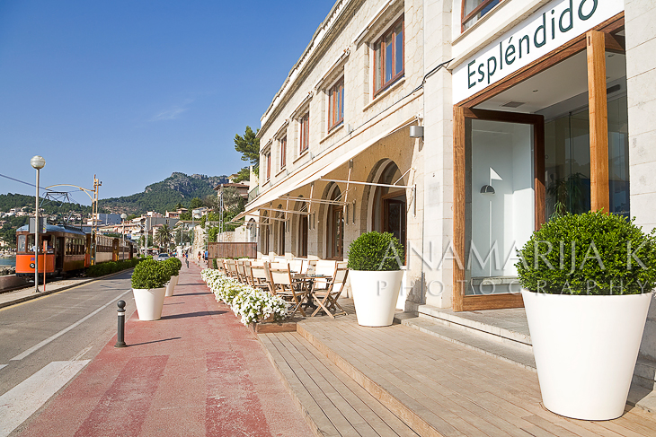a couple's hotel in Puerto de Soller