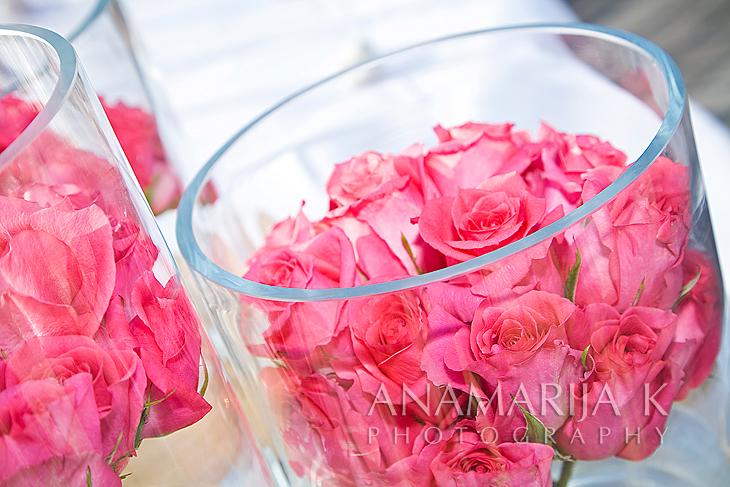 roses - detail