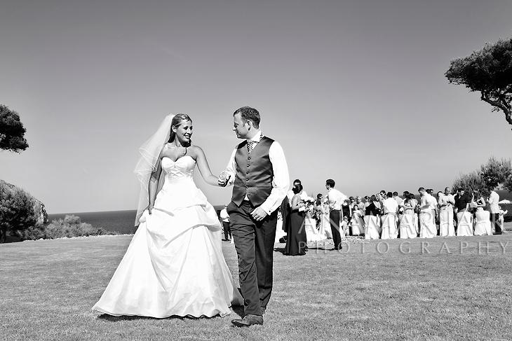 freshly married!