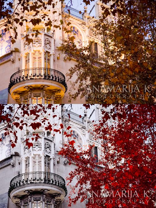 Gran Hotel, Palma de Mallorca - before and after
