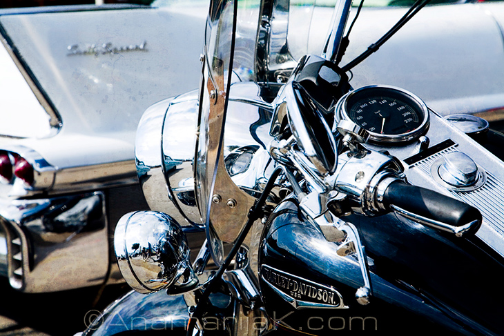 Harleys Weekend in Palma de Malorca