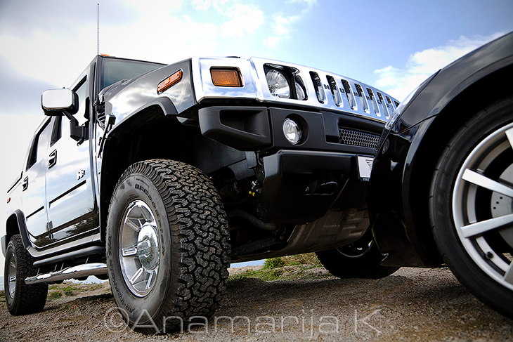 Hummer - editorial image