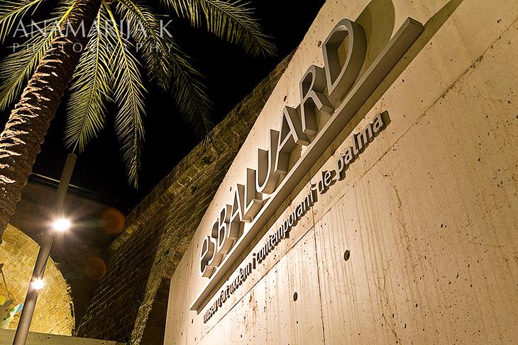 Night of Art - Es Baluard Museum - Palma de Mallorca