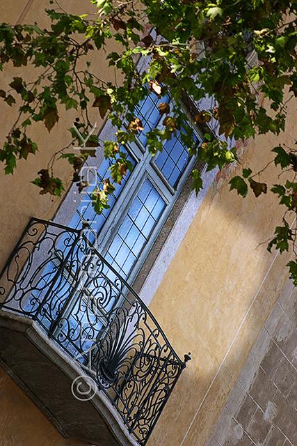 facade detail, Casal Solleríc, Palma de Mallorca - Asociación Hotelera de Palma